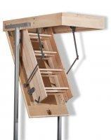 Чердачная лестница OMAN Standard -  60х120х280мм