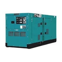 Аренда (прокат) Дизельный генератор 100 квт DCA-150