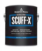 Экстремально прочная краска для промышленных помещений Ultra Spec® SCUFF-X®