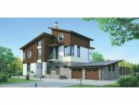 Проект дома РО-632
