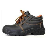 Рабочие ботинки  с защитным металлическим подноском (МП), летняя спецобувь