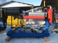 Дизель-генератор 200 кВт (АД-200С-Т400-Р ЯМЗ)