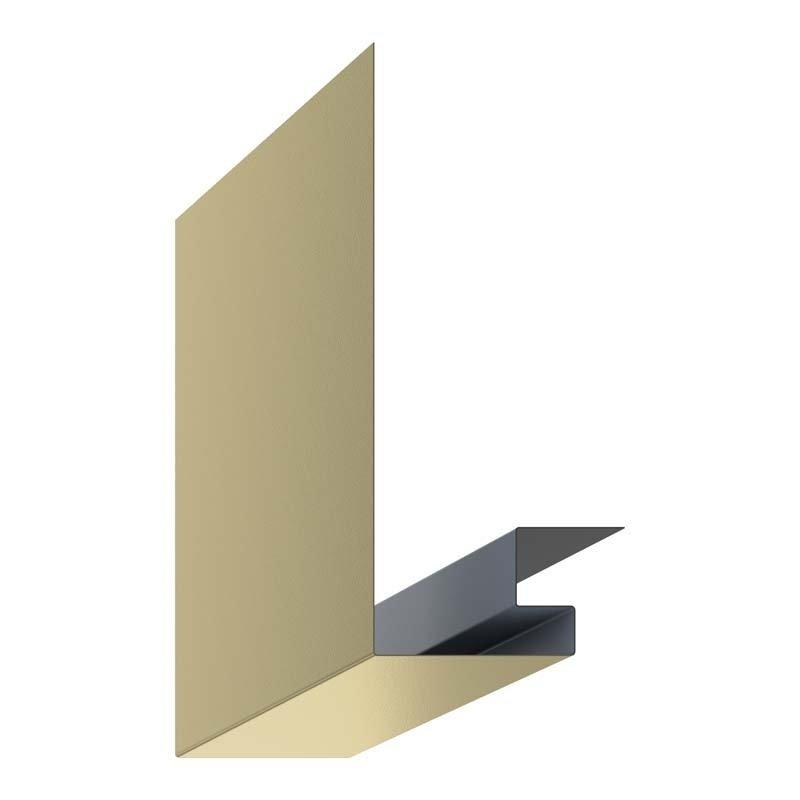 Планка откоса сложная 3D 245х75х2000 (ПЭ-01-1014-0.45)