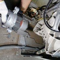 Замена двигателя стиральной машины в Самаре