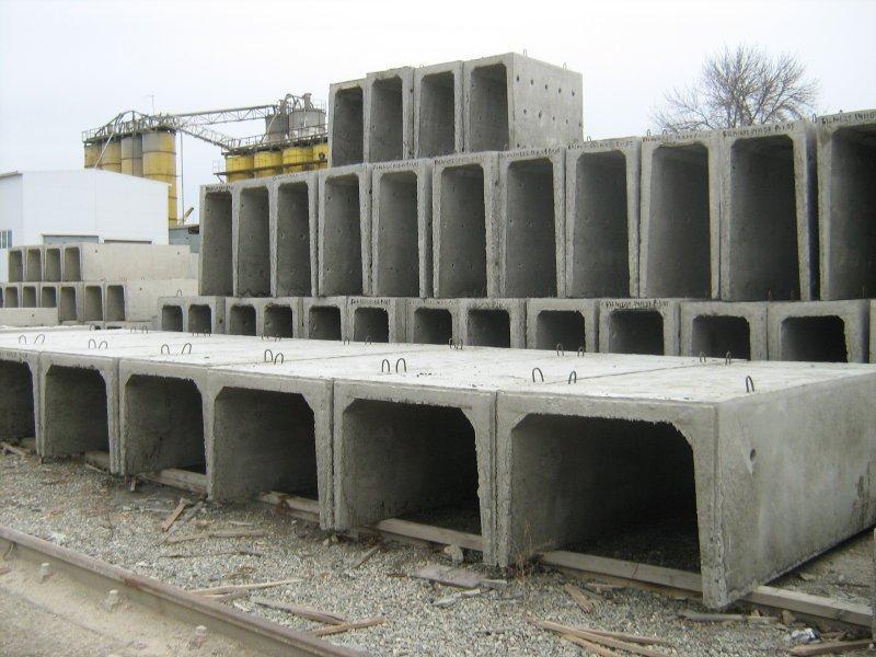 Лоток теплотрассы ЛК для каналов и тоннелей серия 3.006.1 - 8.1, крышки к ним