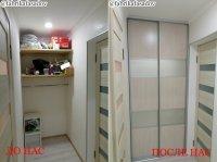 Двери-купе для шкафов, в гардеробную, межкомнатные, в детскую комнату.