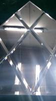 300х300 Зеркальная плитка с фацетом 10мм со СКЛАДА