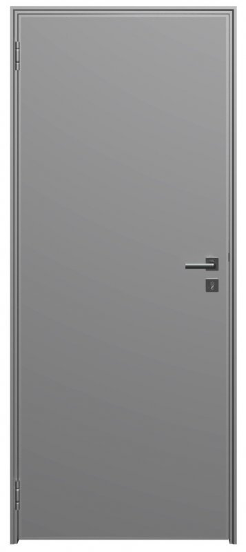 Дверное полотно на основе алюминиевого профиля. Серия Estet Decor 1