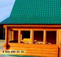 Пристройка веранды на даче