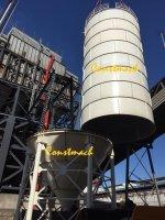 Constmach 500 тонн Цементные силосы