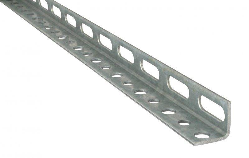Профиль, BIS, L-образный (pg), 30x30x3 мм, 2000 мм