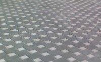 Тротуарная плитка «Квадрат» 200х200х60 (цвет серый).