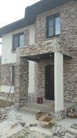 Пример дома 203 кв.м. построенный из газобетонного блока.