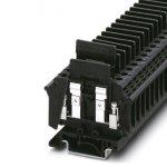 Клеммы для установки предохранителей - UK-SILED 24 BK - 3118520 Phoenix contact