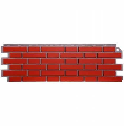 Фасадные панели FineBer (Фаинбер) Кирпич