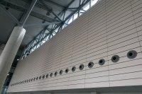 HPL панели. Бумажно-слоистый пластик для интерьеров, фасадной отделки и сантехнических перегородок HPL, система К0