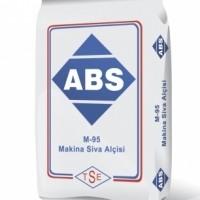 Штукатурка гипсовая ABS SIVA