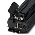 Клеммы для установки предохранителей - ST 4-HESILED 60 (6,3X32) - 3035182 Phoenix contact