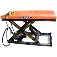 Подъемные столы передвижные и платформы с электроподъемом.