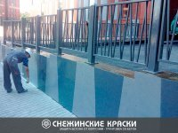 СК-Бетон – пенетрирующая грунтовка для защиты бетона от коррозии, нанесение и при отрицательных температурах
