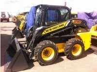 Мини-погрузчик New Holland L218