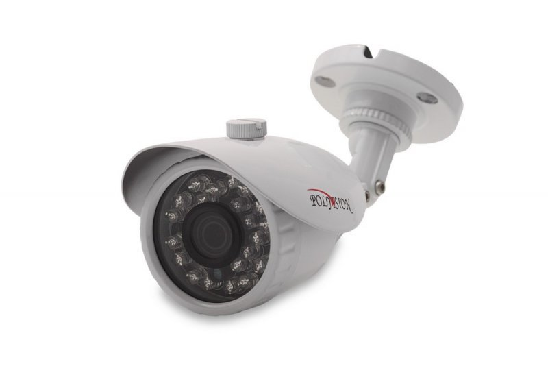 Бюджетная уличная AHD 720p мини ИК-видеокамера (H62+XM310 v.300) с фиксированным объективом PN-A1-B2.8 v.2.1.1