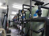 Установка водоподготовки 35 м3/час Сокол