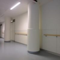 Чиcтые помещения, медицинские панели Hpl, Resopal антибактерия, пластик декоративный для медицины