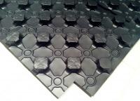 Теплоизоляционные маты с фиксаторами для теплого пола Экопол 20
