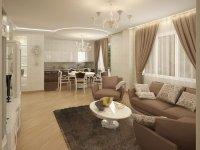 Ремонт под ключ квартир, домов, коттеджей.