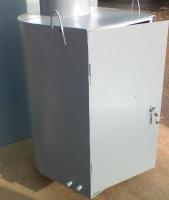 Зачистное устройство мусоропровода ЗУМ-01Б с ЗВМ