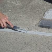 Гермотекс - двухкомпонентный герметик для деформационных швов бетона. Тара 13кг