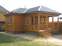 Индивидуальный дом -баня BM33
