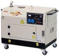 Дизельный генератор eG55N-5EB
