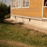 Ремонт и замена фундамента под домом .
