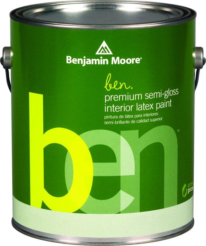 Краска для внутренних работ Ben®