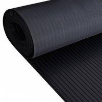 Резиновое рифлённое ковровое покрытие
