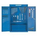 Шкаф инструментальный с набором инструментов S 1400 G GEDORE 1400 G 6613250