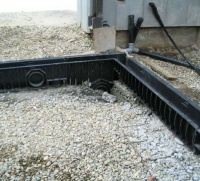 Лоток водоотводный Аквасток DN 200 H 185