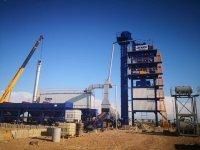 Асфальтобетонный завод (АБЗ) LB1500