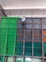 Покраска металлоконструкций и фасада