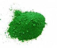 FOX GREEN (зеленый пигмент для бетона)