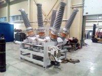 Электротехническое промышленное оборудование. Высоковольтное оборудование 6 кВ – 220 кВ.