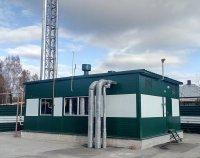 Модульная газовая котельная 2 МВт