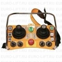 Радиоуправление Telecrane A24-60 Double Joystick (управление двумя джойстиками)