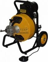 Машина для прочистки труб канализации KERN Viper 400
