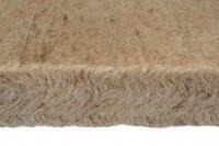 Теплоизоляция из натурального льняного волокна ТермоЛЕН. Плиты шириной 60 см, высотой 100 см, толщиной 10 см.