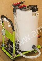 Установка для промывки теплообменников и котлов
