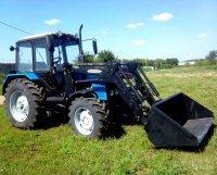 Трактор коммунальный МУП-1221.2