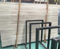 Мрамор. Плитка мраморная, 60*60*1,8 см. Светло-бежевый (White Wooden)